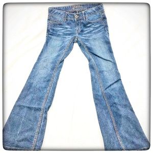 Guess Jeans Size 27 Women's Jeans Straight Leg